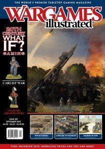 Wargames Illustrated 335 - Wargames Illustrated